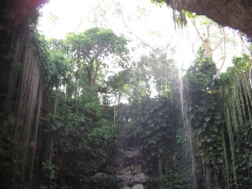 cenote gap