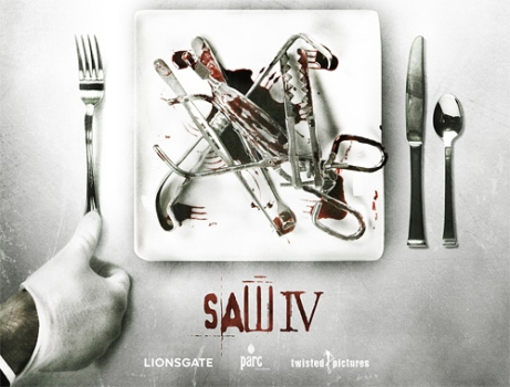 saw IV teaser photo