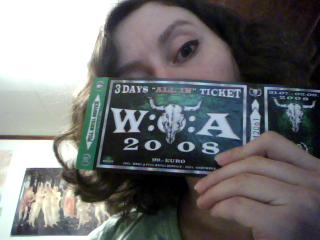 Wacken Ticket